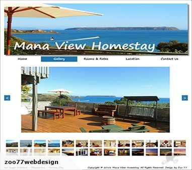 Mana View Homestay went live on the 1st July 2013 - Business based in Plimmerton, New Zealand  http://www.manaviewhomestay.co.nz