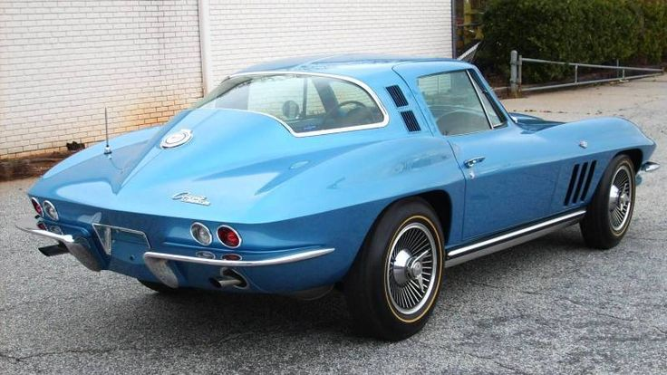 1965 Corvette Coupe 327/300