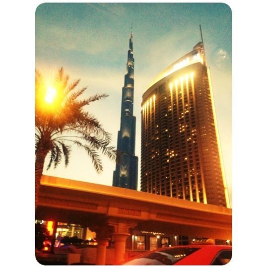 Dubai à دبي I'm Having A Good Time With My Boy