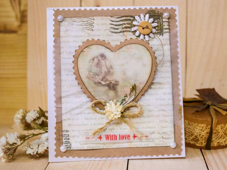 Card With Love For Husband Anniversary Her I You Valentines
