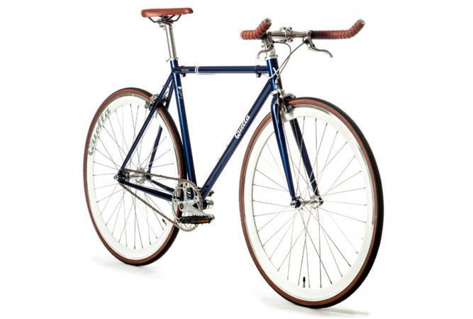 499 00 11kg Quella Varsity Oxford Premium Fixie Bicycle Oxford
