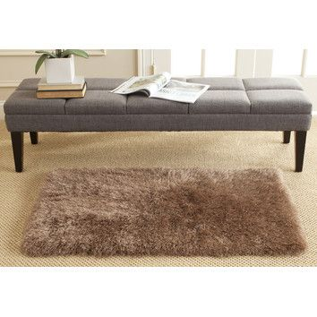 Shop Wayfair for Safavieh Thom Filicia Shag Taupe Rug - Great Deals on all Decor products with the best selection to choose from!