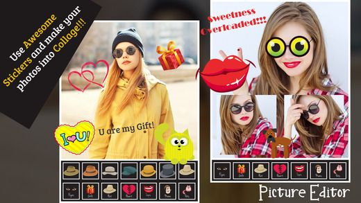 Enjoy the nice Photo Editor App for iPhone/iPad  #iPhoneApp with #Photo #Photography #BestPictureEditor #BestPhotoEditor #collage #iPhone #iOS