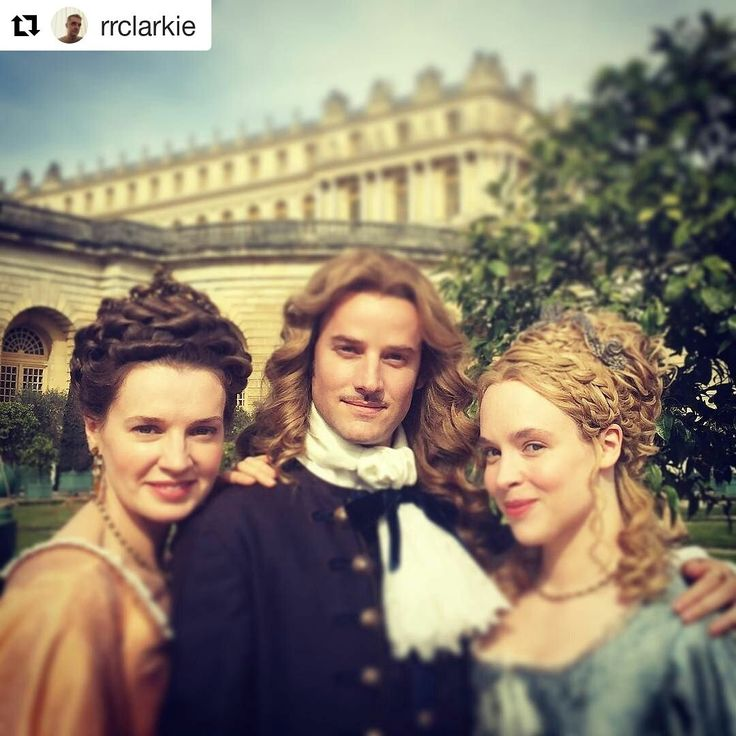 Versailles Season 3 Stream