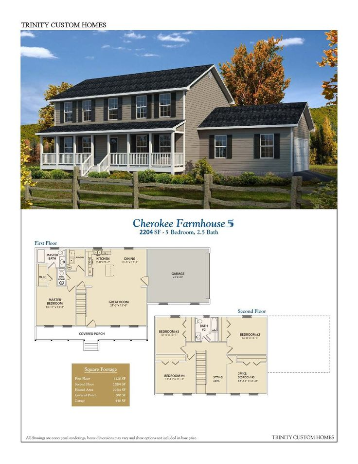 Cherokee Farmhouse 5 Welcome to Trinity