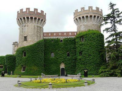 Castillo de Perelada (España)