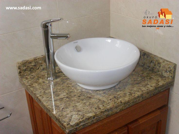 1000 ideas sobre lavabo de granito en pinterest - Inodoro y lavabo en uno ...