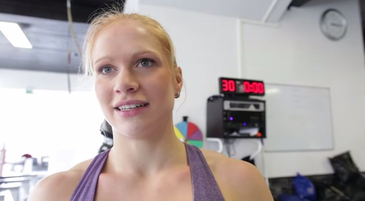 Meet Annie Thorisdottir, 2011 and 2012 CrossFit Games Champion and 2014 Runner Up. Watch Now >> The Fittest Woman in the World: Thor's Daughter
