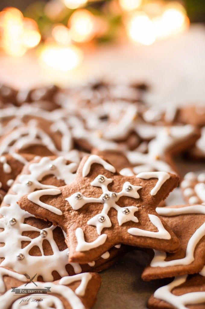 Pierniczki  Gingerbreads  poplzarciempolserio.pl