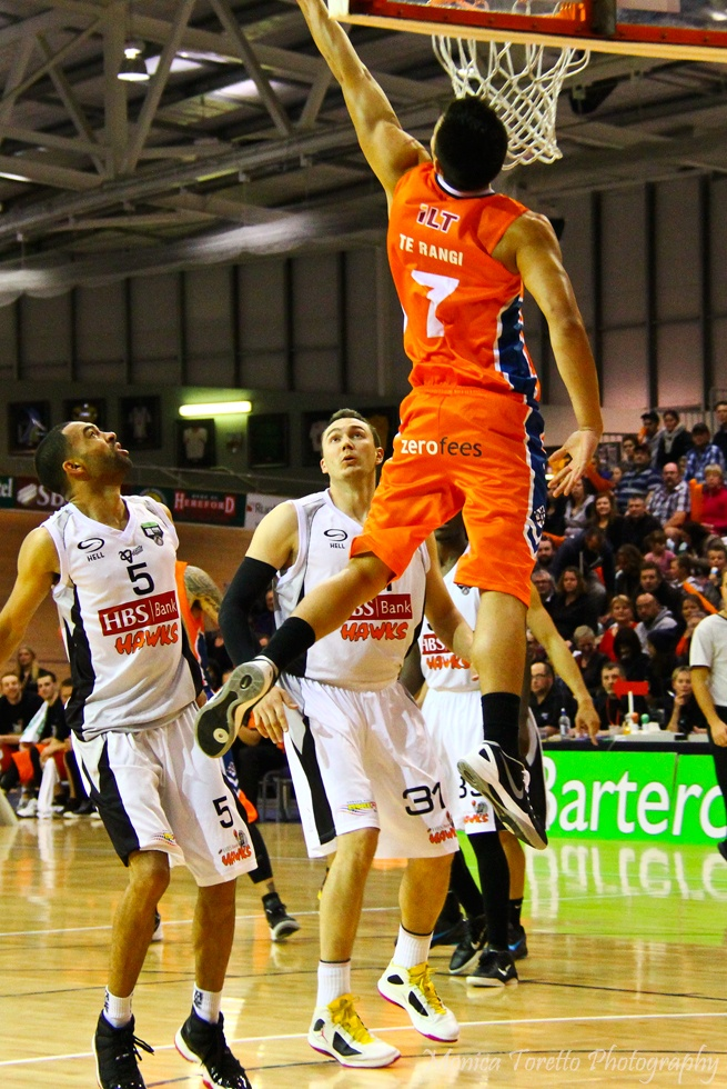 Ah shoot ... Reuben jumped right out of the frame! Another great win by the Southland Sharks on Saturday night, May 25th.  Southland Sharks 94 -  73 Hawks.