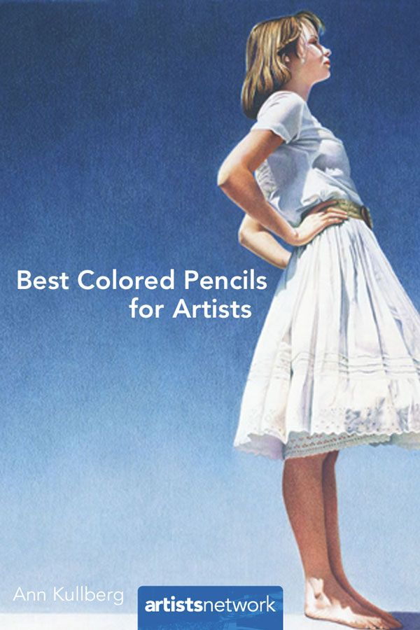 These are the best colored pencils for artists, from qualities to brands. Plus get some tips for getting started to start creating great art! #artinspiration #coloredpencil
