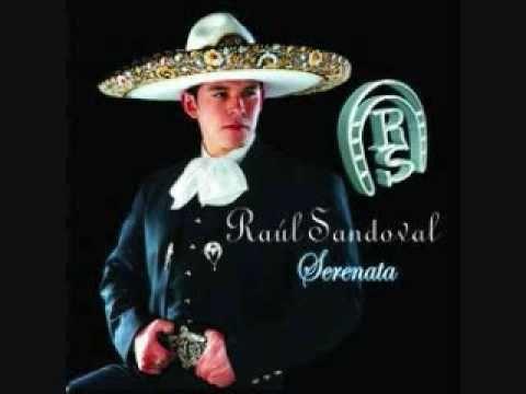 Raul Sandoval - Serenata - YouTube