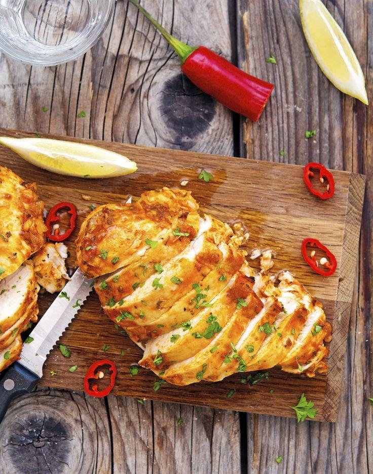 The Iron You: Super Simple Piri Piri Chicken