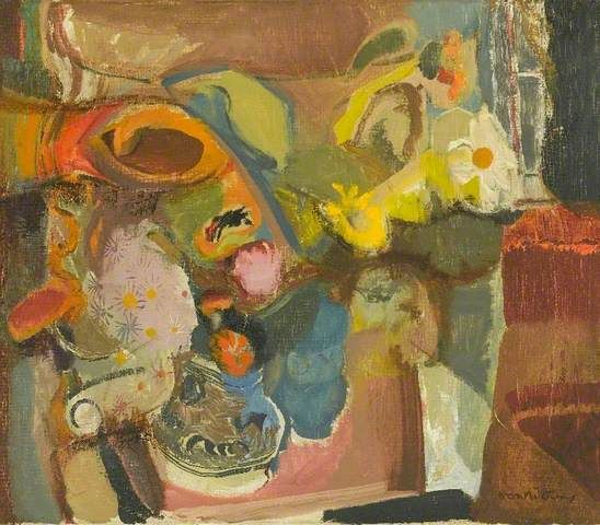 Ivon Hitchens paintings