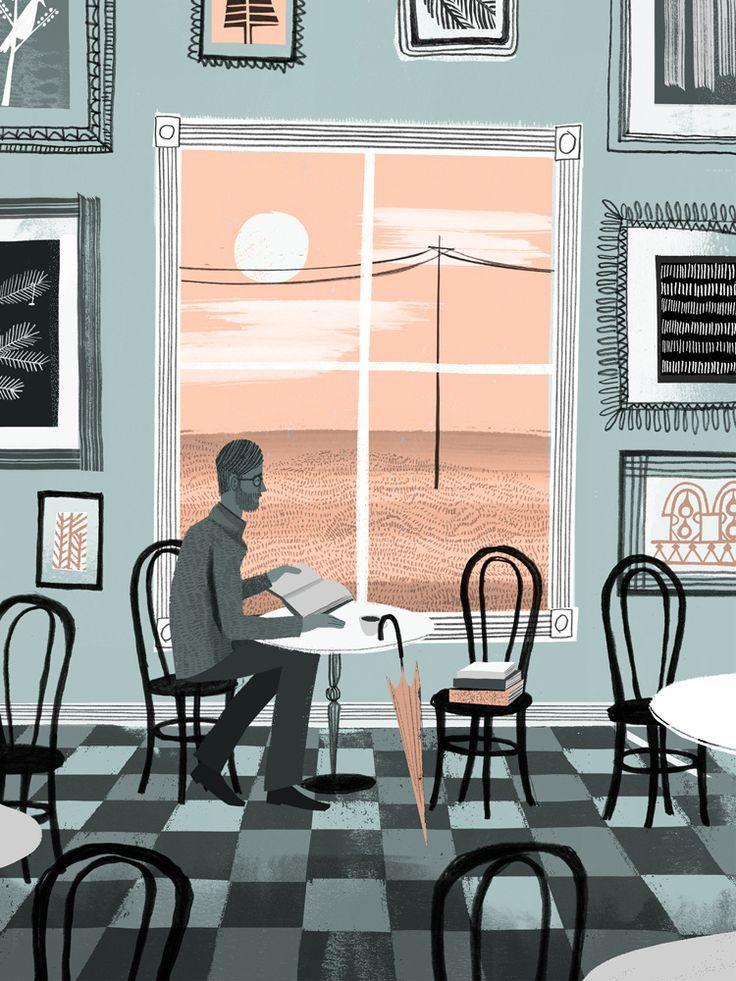 Sam Kalda  Illustration