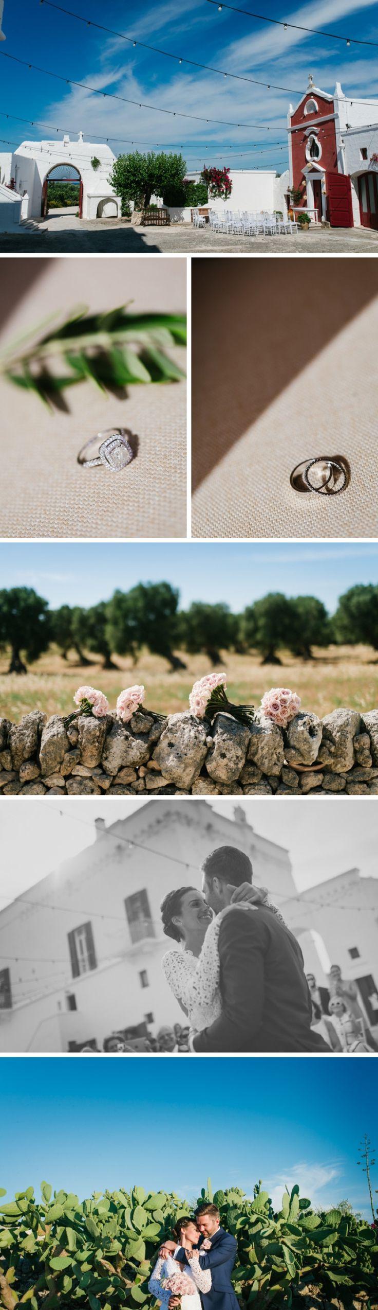 Wedding Masseria Torre Coccaro - Apulia. ITALY Photographer: www.aberrazionicromatiche.com #masseriatorrecoccaro #destinationwedding #weddinginitaly