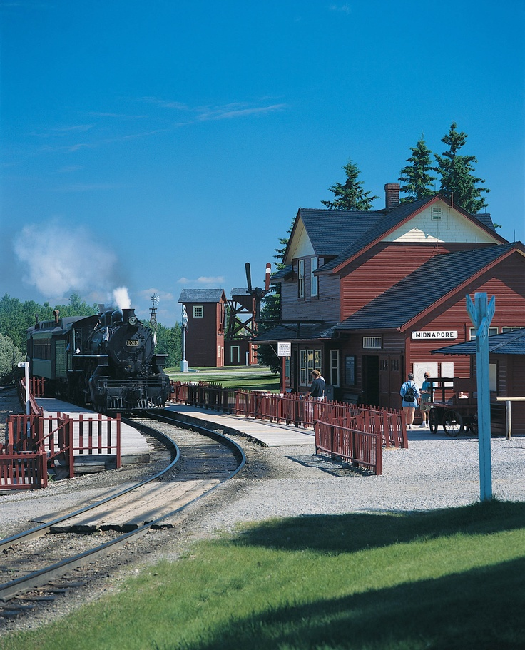 Take a fun-filled trip to the antique midway as Heritage Park brings the sights, sounds and adventure of Western Canada's past to life. #summeryyc