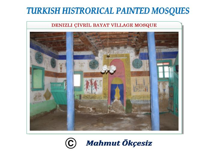 Bayat village mosque