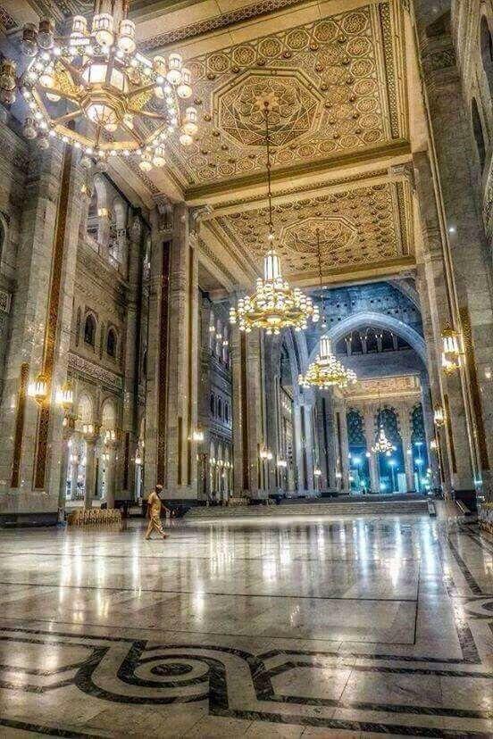 New Extension Of Masjid Al-Haraam @ Makkah Al-Mukarramah