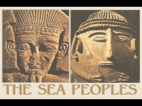 """BEYOND SCIENCE - Mysterious """"Sea People and their unknown origins"""
