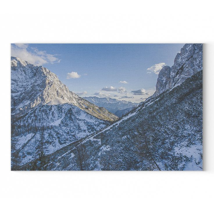 Téli hegyek