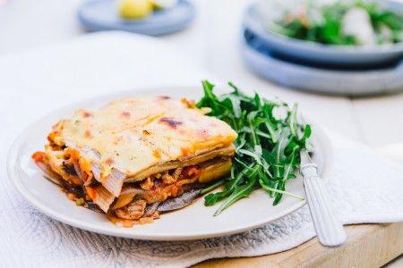 #glutenfri #Slendier #konjak #shirataki #sund #lasagne