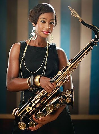 Award-winning soulful British saxophonist YolanDa Brown has performed at the London Jazz Festival and before the President of Russia. www.yolandabrown.co.uk