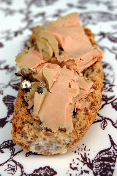 Le bonheur d'un vrai foie gras maison (sans cuisson)