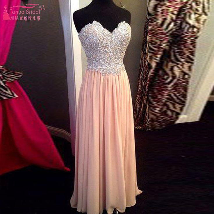 Bling Bling Abendkleid Trägerlosen Abendkleid Bodenlangen Hochzeitsgast Kleid Luxus Kleid robe de soiree Lange Z104 //Price: $US $169.00 & FREE Shipping //     #clknetwork