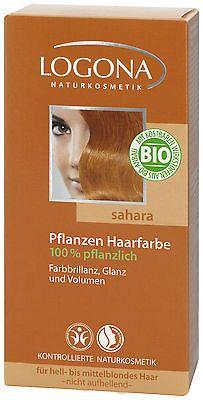 100g-7-39-EUR-LOGONA-Pflanzen-Haarfarbe-mit-Henna-Farbe-100g-13versch-Farben