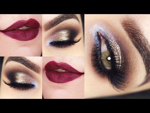 Tutorial - maquiagem com Vult aplicando pigmentos (make que ensinei no Workshop) » Pausa para Feminices