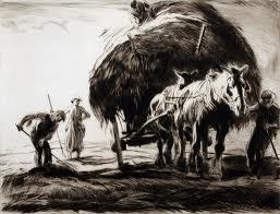 Eileen Soper 'The Hay Cart' 1921