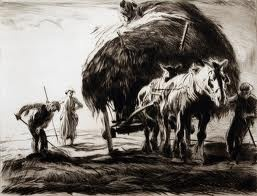 Eileen Soper 'The Hay Cart' 1921