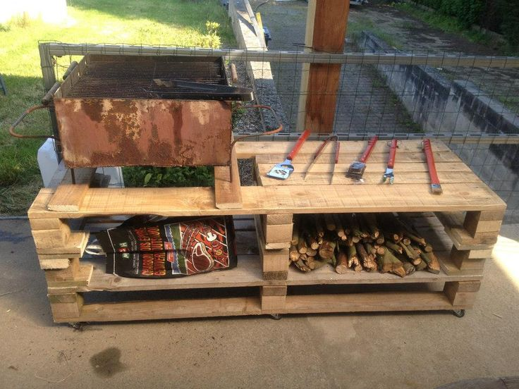 61 Best Images About Bbq Stand Ideas On Pinterest