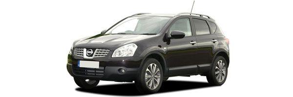 Group S - Nissan Qashqai: 2000cc, manual, 5 seats, 5 doors, A/C, radio, CD player