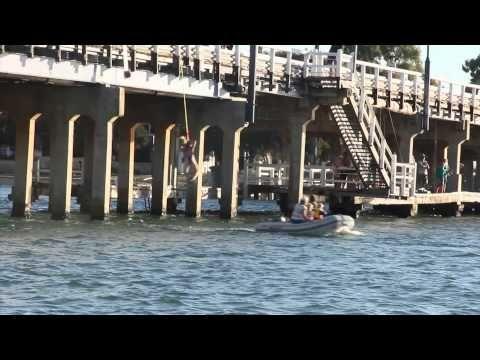 Ultimate Wedgie Jumping Stunt