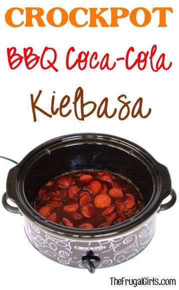 or shoes bursting  recipes Kielbasa   from delicious with Recipe  is for Coca Cola party appetizer  thefrugalgirls Slow   is flavor  this and easy holiday online recipe  slowcooker perfect shopping Cooker TheFrugalGirls com BBQ Crockpot the