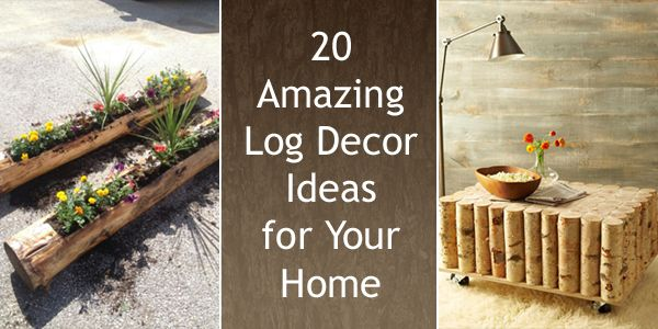 If you would like to add a rustic flavor to your home or you just like wooden detailing then look at these inspiring ideas.