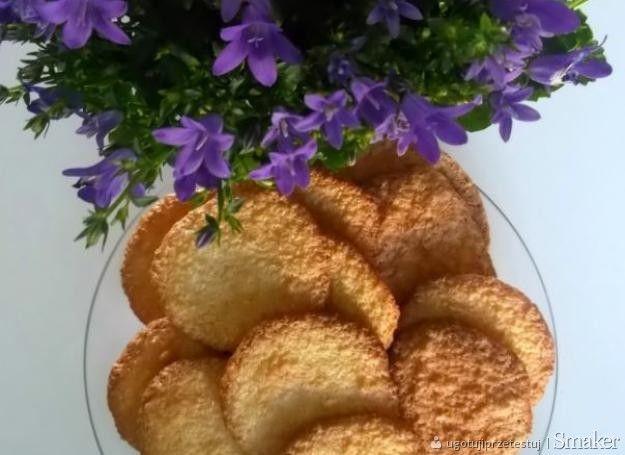 Kokosowe ciasteczka