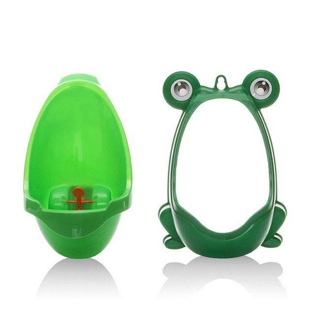 Frog Training Urinals
