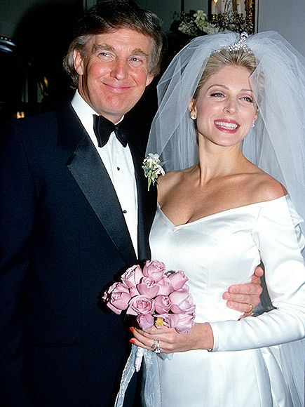 Marla Maples and Donald Trump share daughter Tiffany, 22