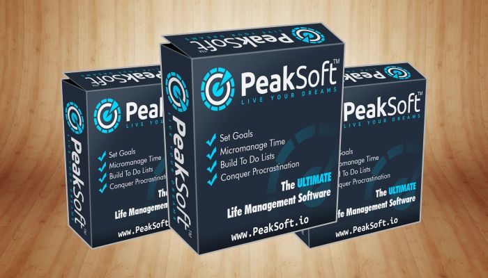 PeakSoft Review – The ULTIMATE Goal Setting, Time Management And Counter Procrastination Software That Turns Your Dreams And Goals Into Reality!