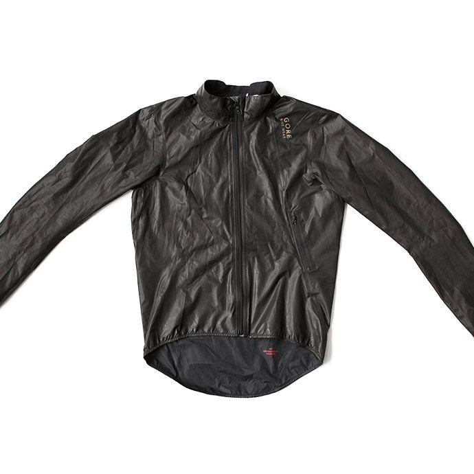 Innovative Jacke mit geringem Gewicht.