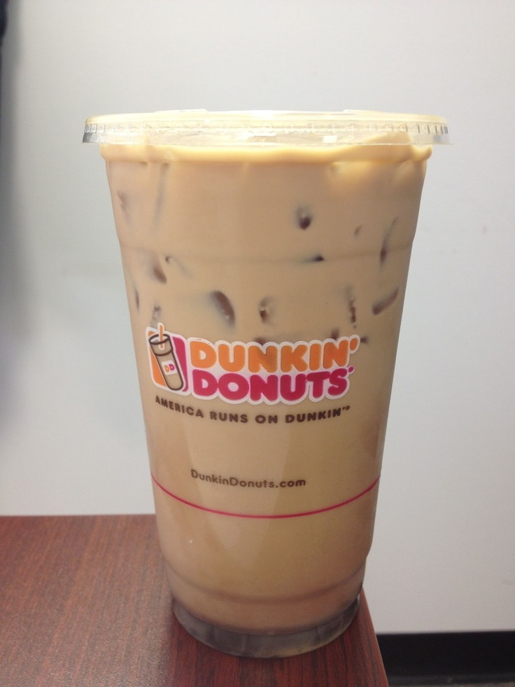 Image detail for Fast Food Geek Dunkin Donuts Caramel