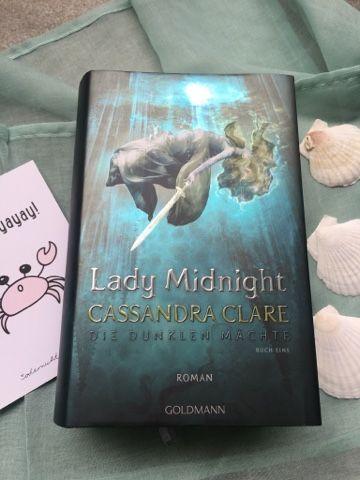 PalomaPixel: Lady Midnight - Cassandra Clare