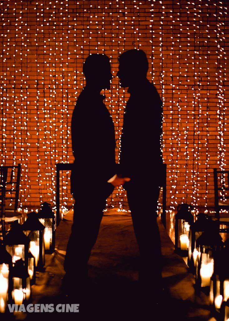 Casamento Gay em São Paulo: contamos tudo como foram as emoções de um casamento gay com inspiração de viagens e cinema