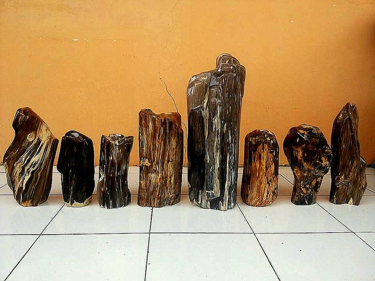 petrified wood sculpture | by IndoGemstone