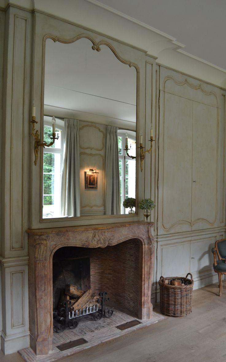 Custom Made Paneling French Lxv Style Paneling