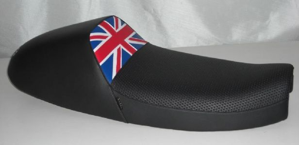Bonnie Twins Classic 68 Cafe Racer Seat By Retro Racer Made In England