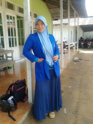 Blue nice colourfull